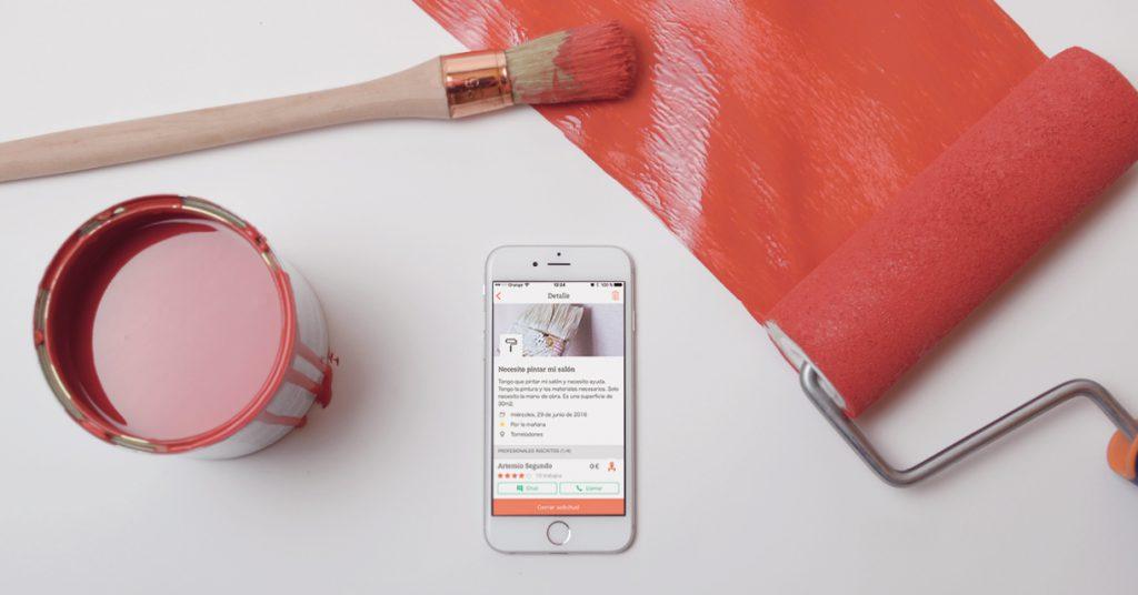 El mejor pintor está en jobin app