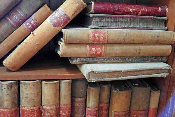 libros anticuario Madrid