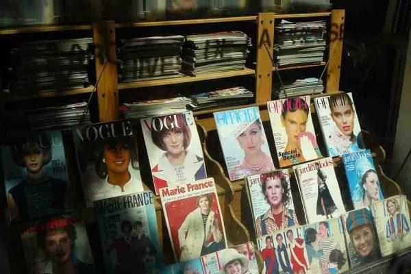 revistas anticuario Madrid