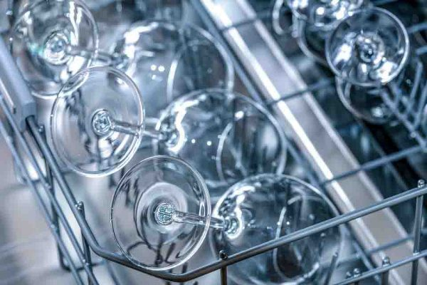 Lavavajillas cristal
