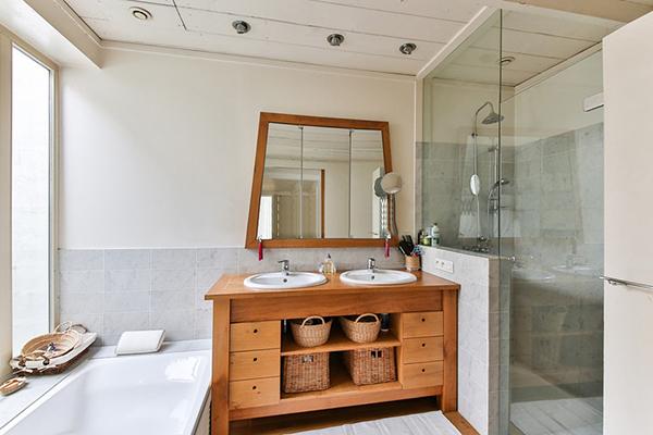 baño renovar hogar