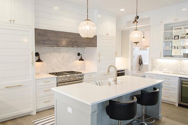 renovar cocina blanco