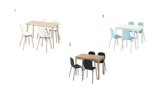 básicos para tu primer piso mesa comedor