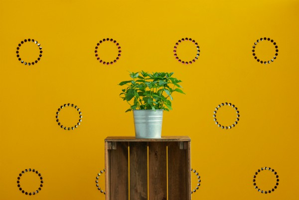 Pintar la casa según tu personalidad amarillo